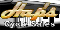 Hap's Cycle Sales